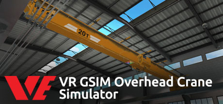 VE GSIM Overhead Crane Simulator Cover Image