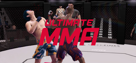 Ultimate MMA Cover Image