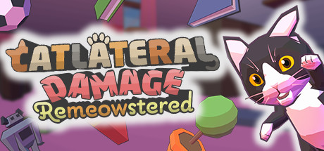 Catlateral Damage Remeowstered [PT-BR] Capa