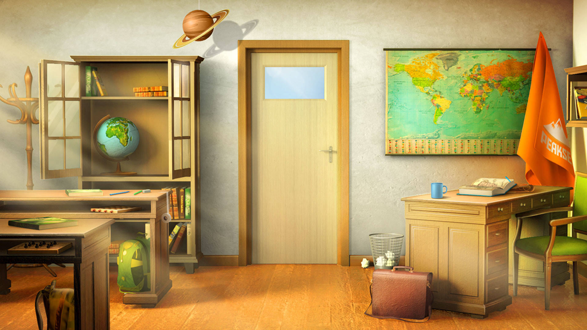 100 Doors Game Escape From School On Steam