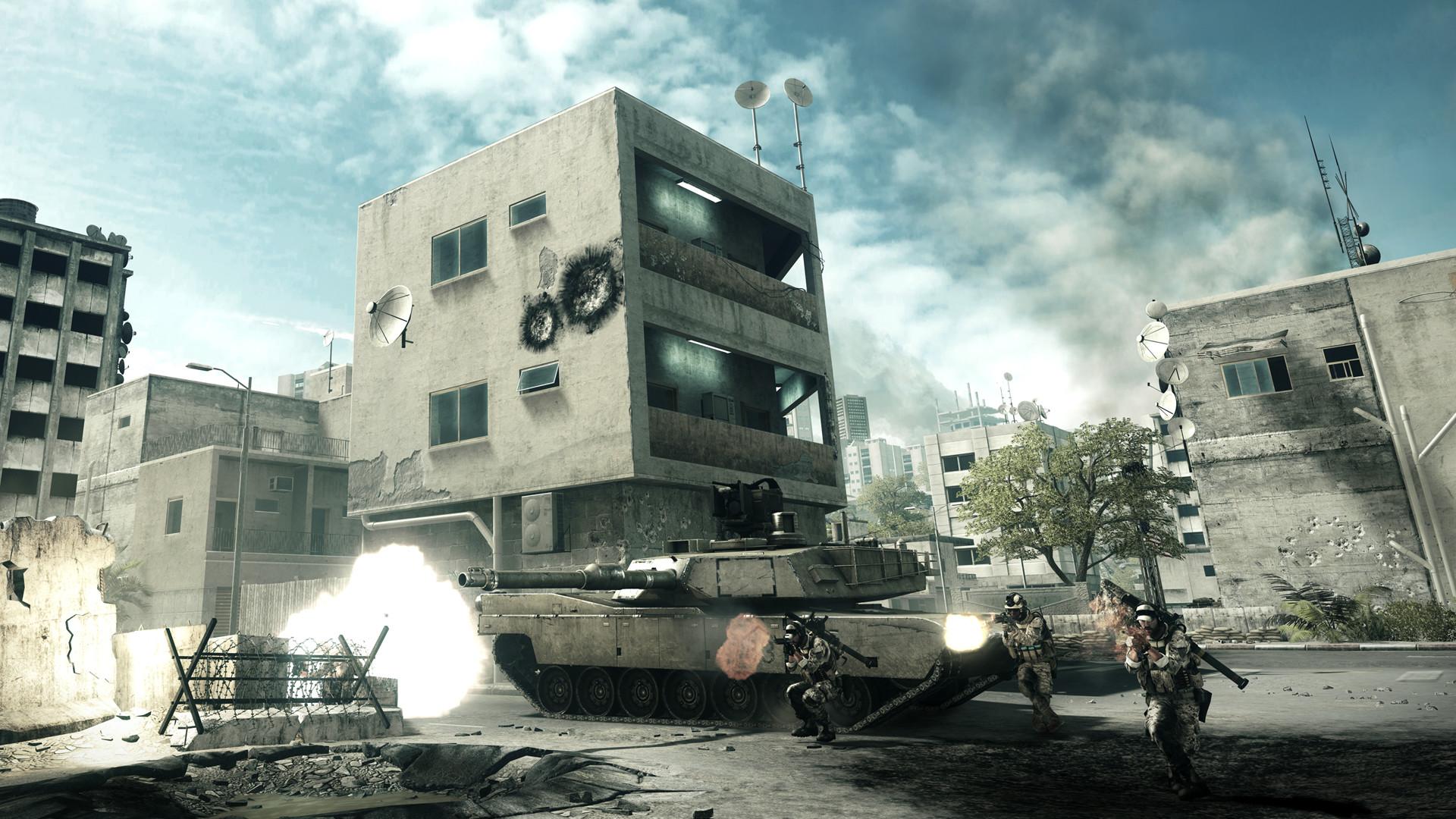 战地3/BattleField 3插图2