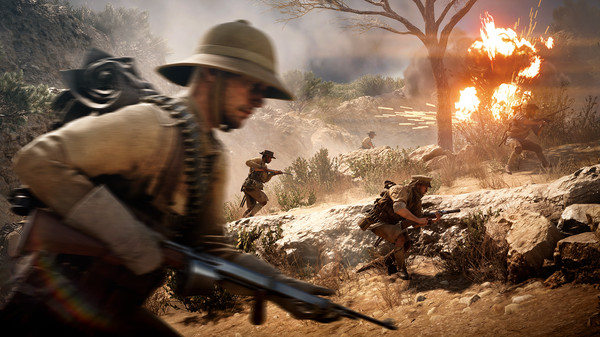 Battlefield 1 Free Steam Key 6