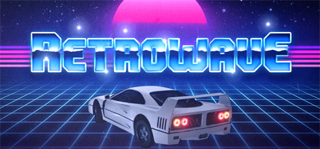 Retrowave Cover Image