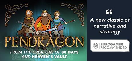 Pendragon Cover Image