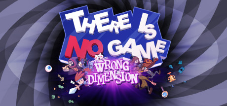 There Is No Game: Wrong Dimension Cover Image