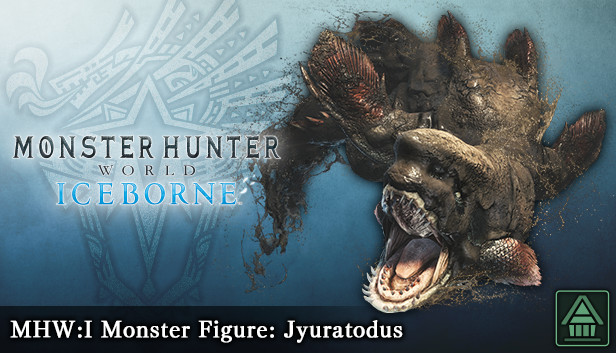 Monster Hunter World Iceborne Mhw I Monster Figure Jyuratodus On Steam This large piscine wyvern inhabits the swamps of the wildspire waste. monster hunter world iceborne mhw i monster figure jyuratodus on steam