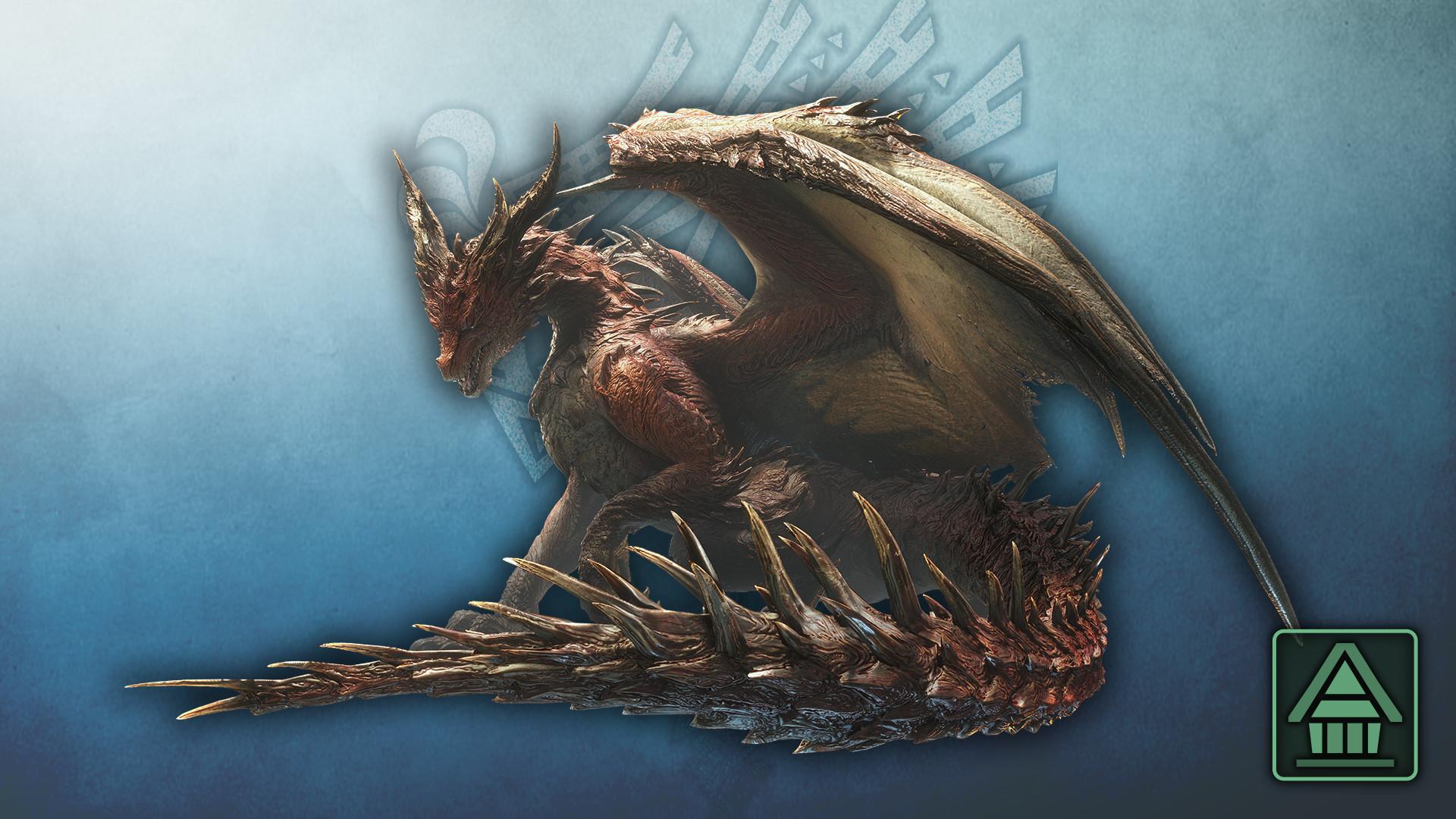 Monster Hunter World: Iceborne - MHW:I Monster Figure: Safi'jiiva on Steam