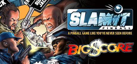 SlamIt Pinball Big Score Cover Image