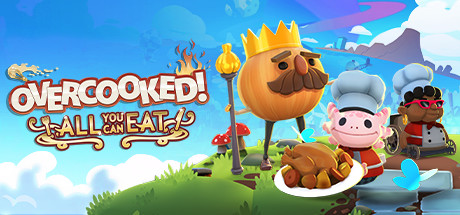 Overcooked! All You Can Eat Cover Image