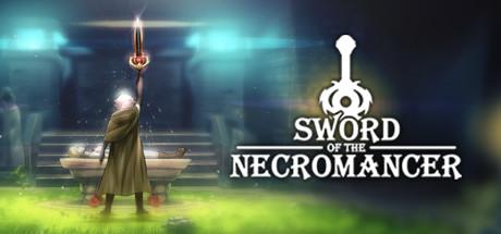 Sword of the Necromancer Capa