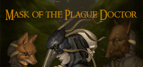 Mask of the Plague Doctor Cover Image