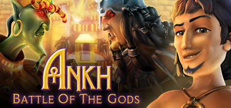 Ankh 3: Battle of the Gods Cover Image