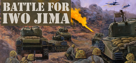 Battle for Iwo Jima Cover Image