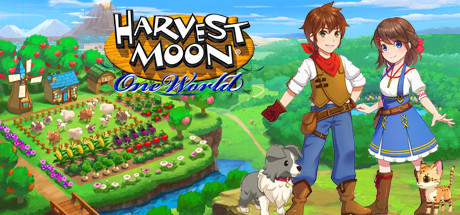 Harvest Moon One World Capa