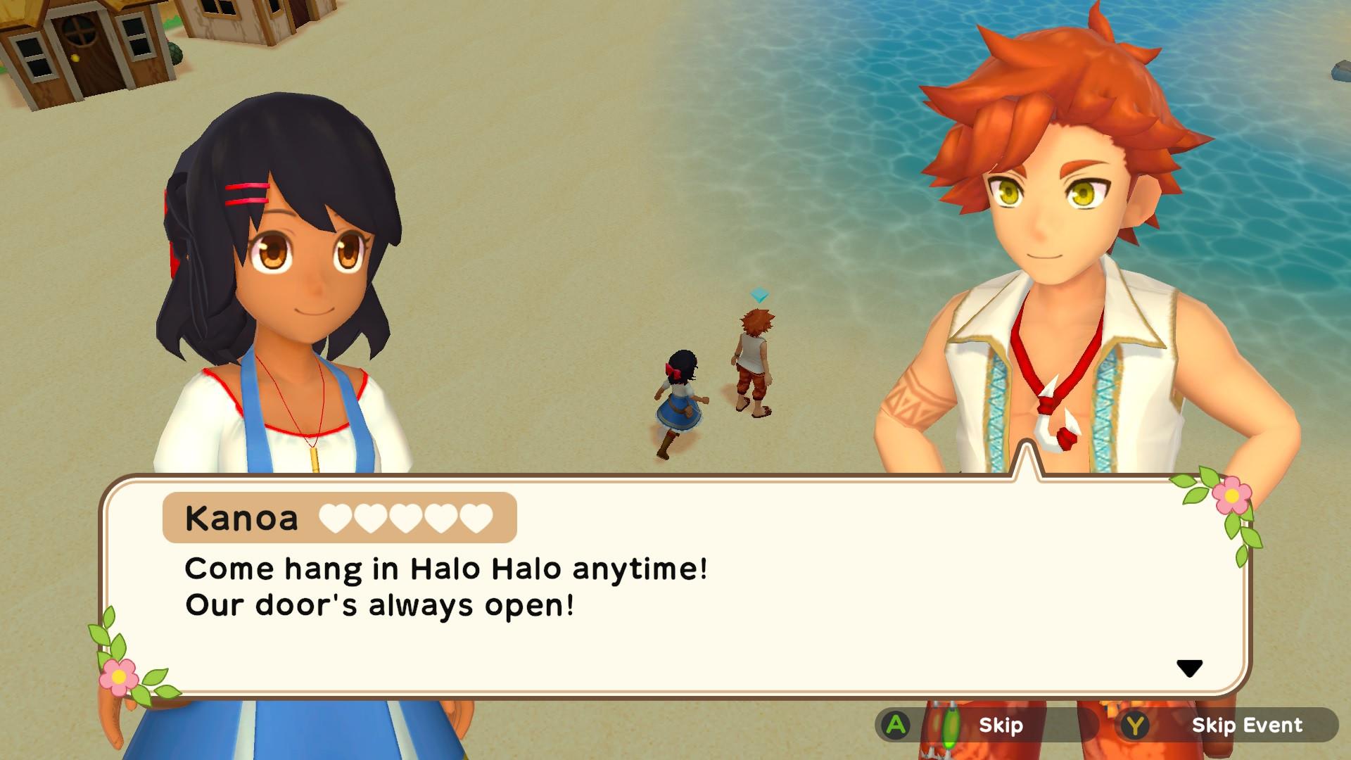 Harvest Moon: One World PC 2