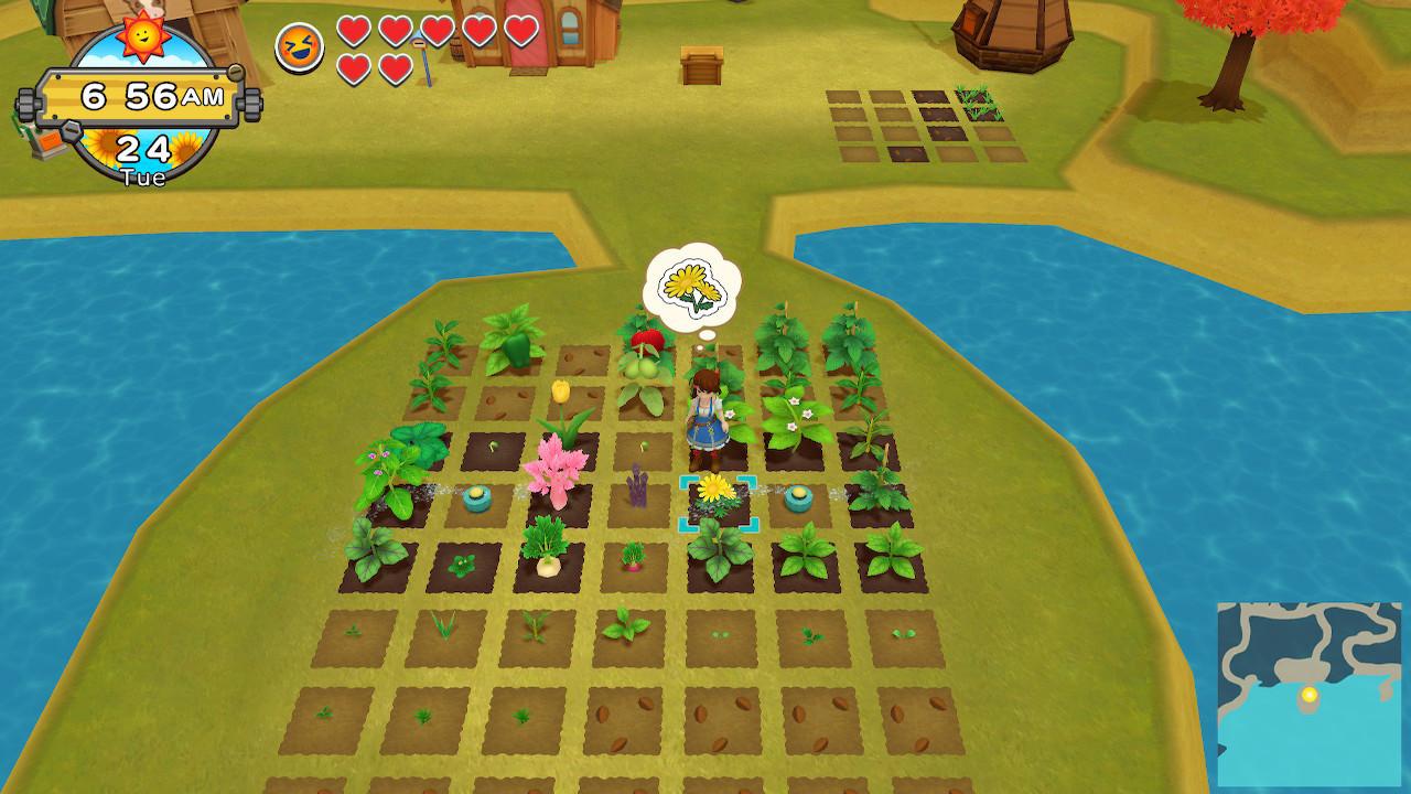 Harvest Moon: One World PC 5