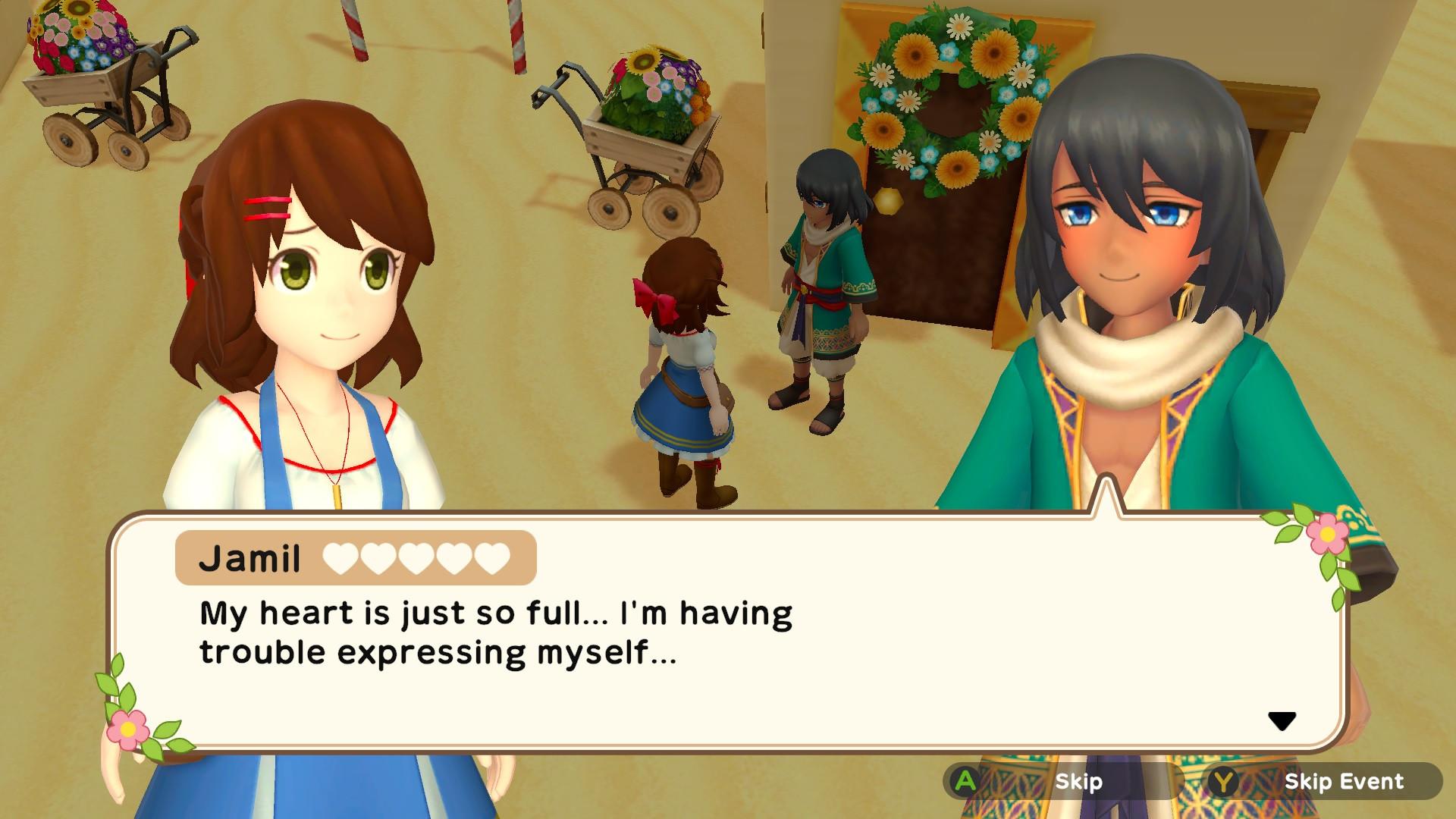 Harvest Moon: One World PC 3