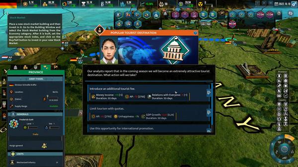 现实政治 2Realpolitiks II -v1.06 官中 锁区-百度云盘插图7