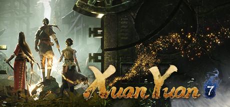 XuanYuan Sword VII Capa