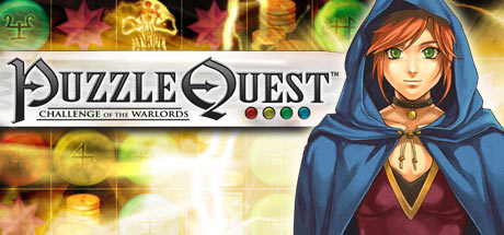 PuzzleQuest: Challenge of the Warlords Cover Image