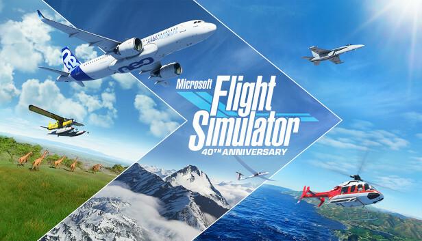 Microsoft Flight Simulator no Steam