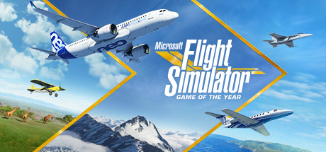 Microsoft Flight Simulator Cover Image