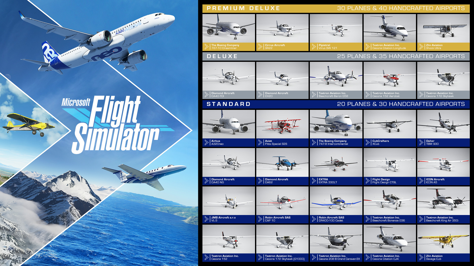 Microsoft Flight Simulator (2020) Screenshot 1