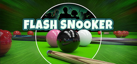 Flash Snooker Game Cover Image