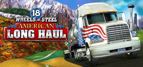 18 Wheels of Steel: American Long Haul Cover Image