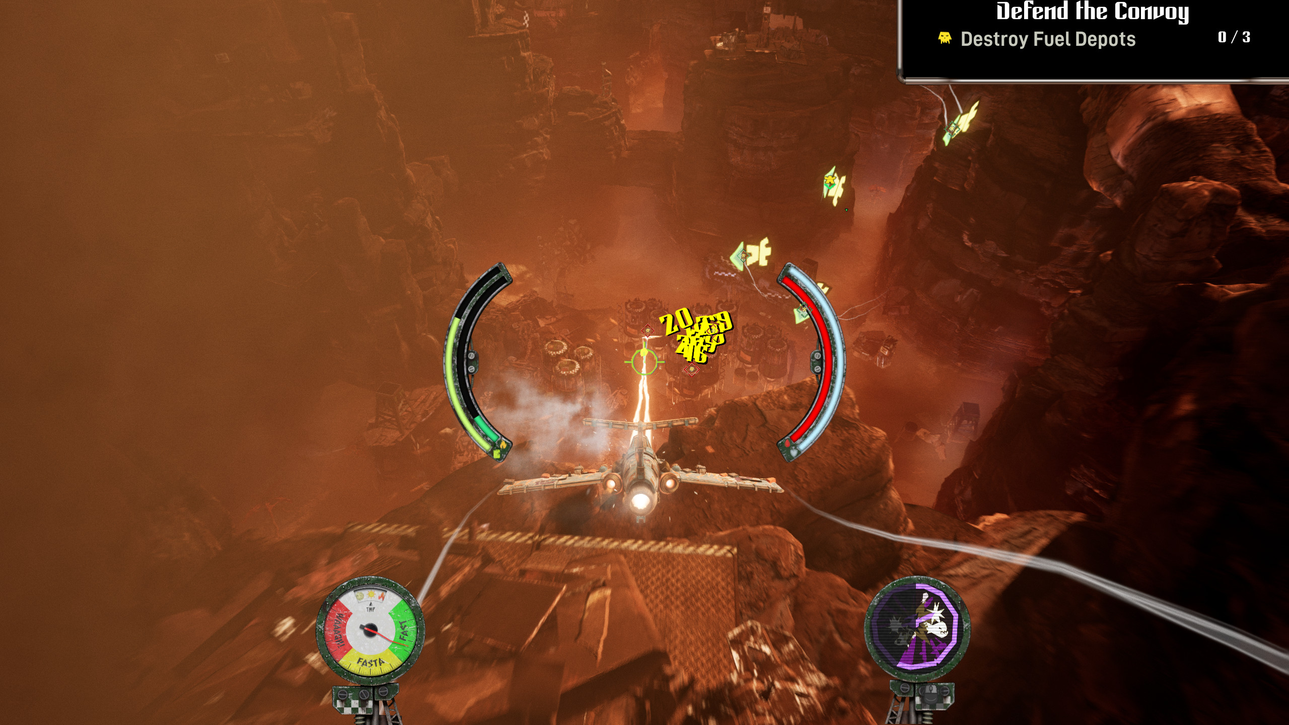 Warhammer 40000 Dakka Squadron Flyboyz Edition Free Download