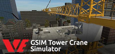 VE GSIM Tower Crane Simulator Cover Image
