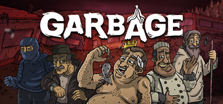 Garbage [PT-BR] Capa