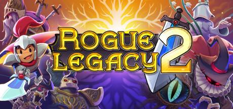 Rogue Legacy 2 Capa