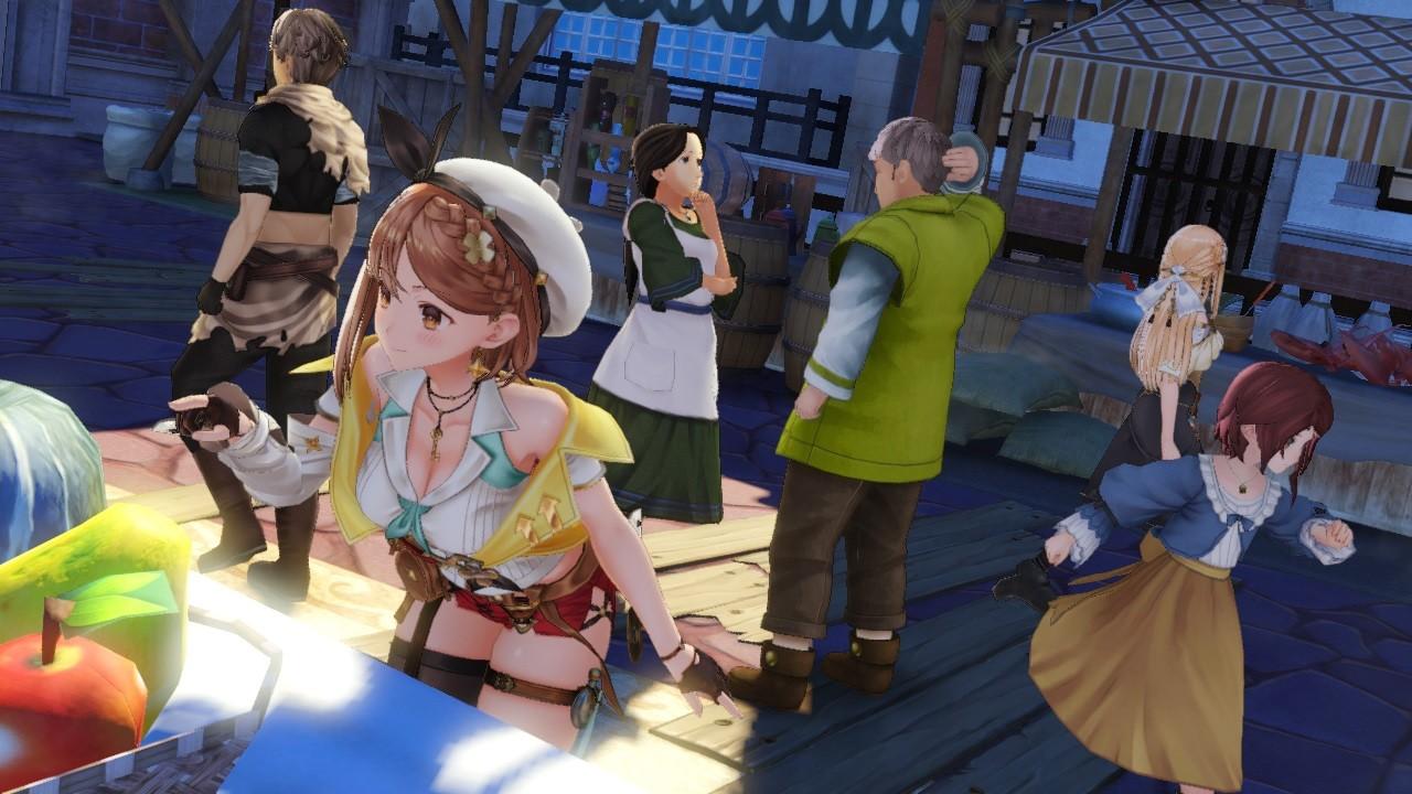 [JRPG]萊莎的鍊金工房2 :失落傳說與秘密妖精v1.06+全DLC(官中@PC@OD@18.6GB) 6