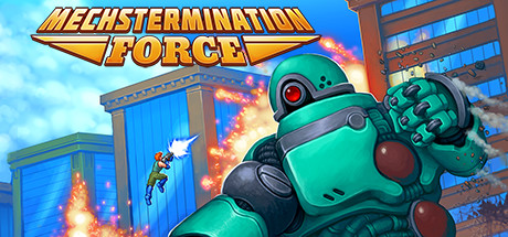 Mechstermination Force Cover Image