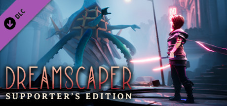 Dreamscaper Prologue  Supporters Edition Capa