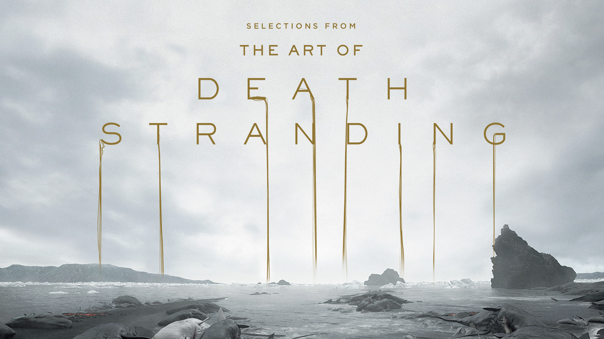 DEATH STRANDING Digital Art Book on Steam