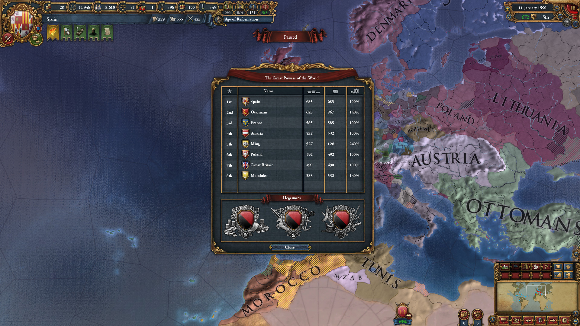 Expansion - europa universalis iv: rights of man crack full