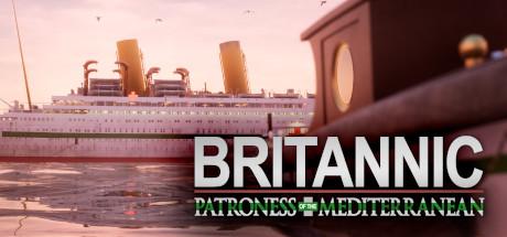 Britannic: Patroness of the Mediterranean Cover Image