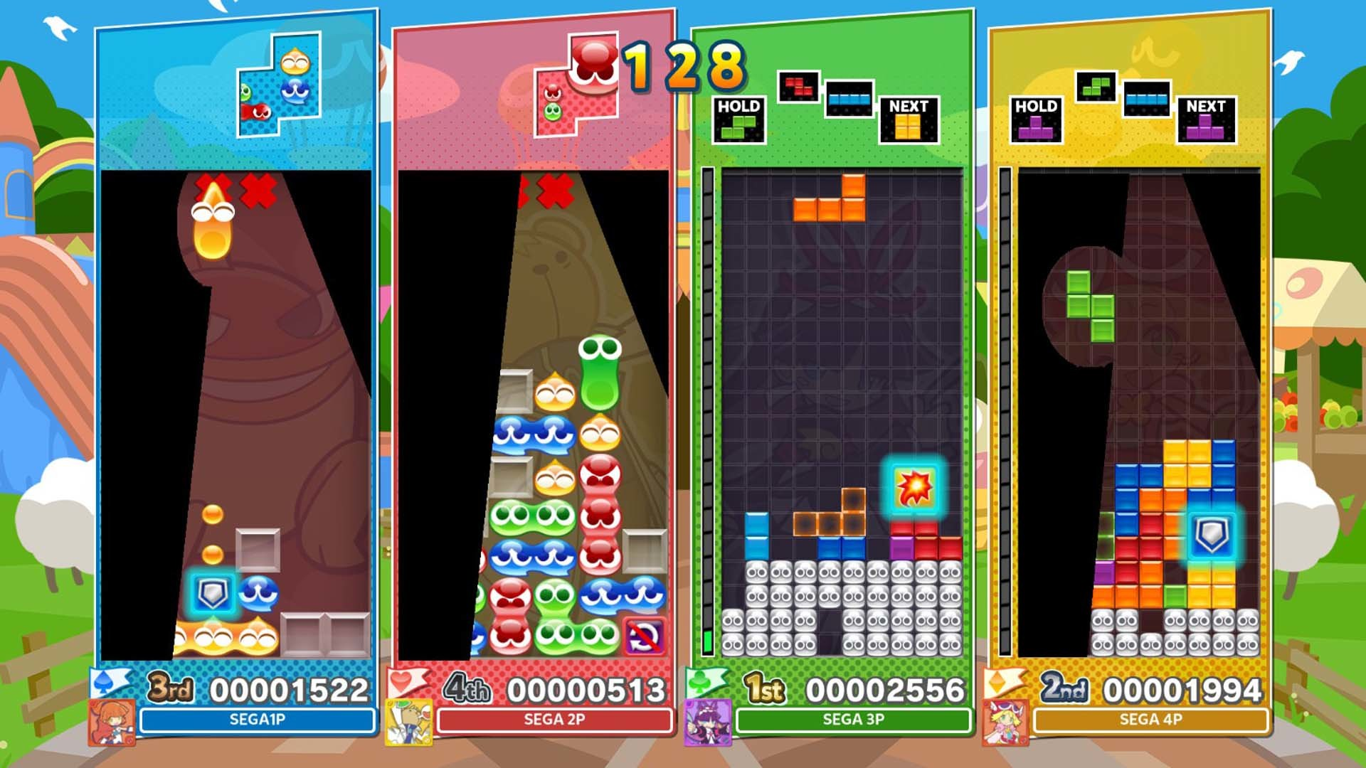 Puyo Puyo Tetris 2 Free Download