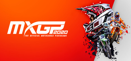 MXGP 2020 - The Official Motocross Videogame Cover Image