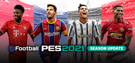 eFootball PES 2021 SEASON UPDATE Cover Image