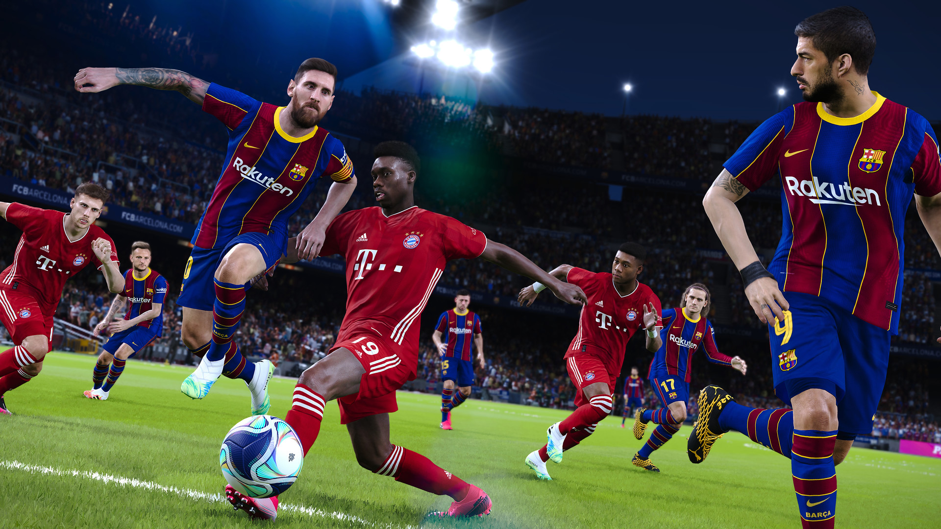 eFootball PES 2021 [RePack] [2020|Rus|Eng]
