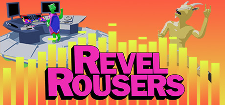 Revel Rousers Cover Image