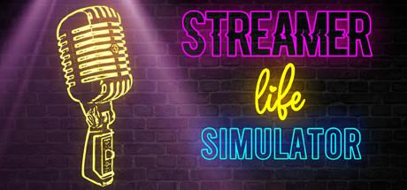 Streamer Life Simulator Capa