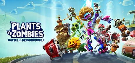 Plants vs. Zombies: Battle for Neighborville™ Cover Image