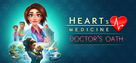 Heart's Medicine - Doctor's Oath Cover Image
