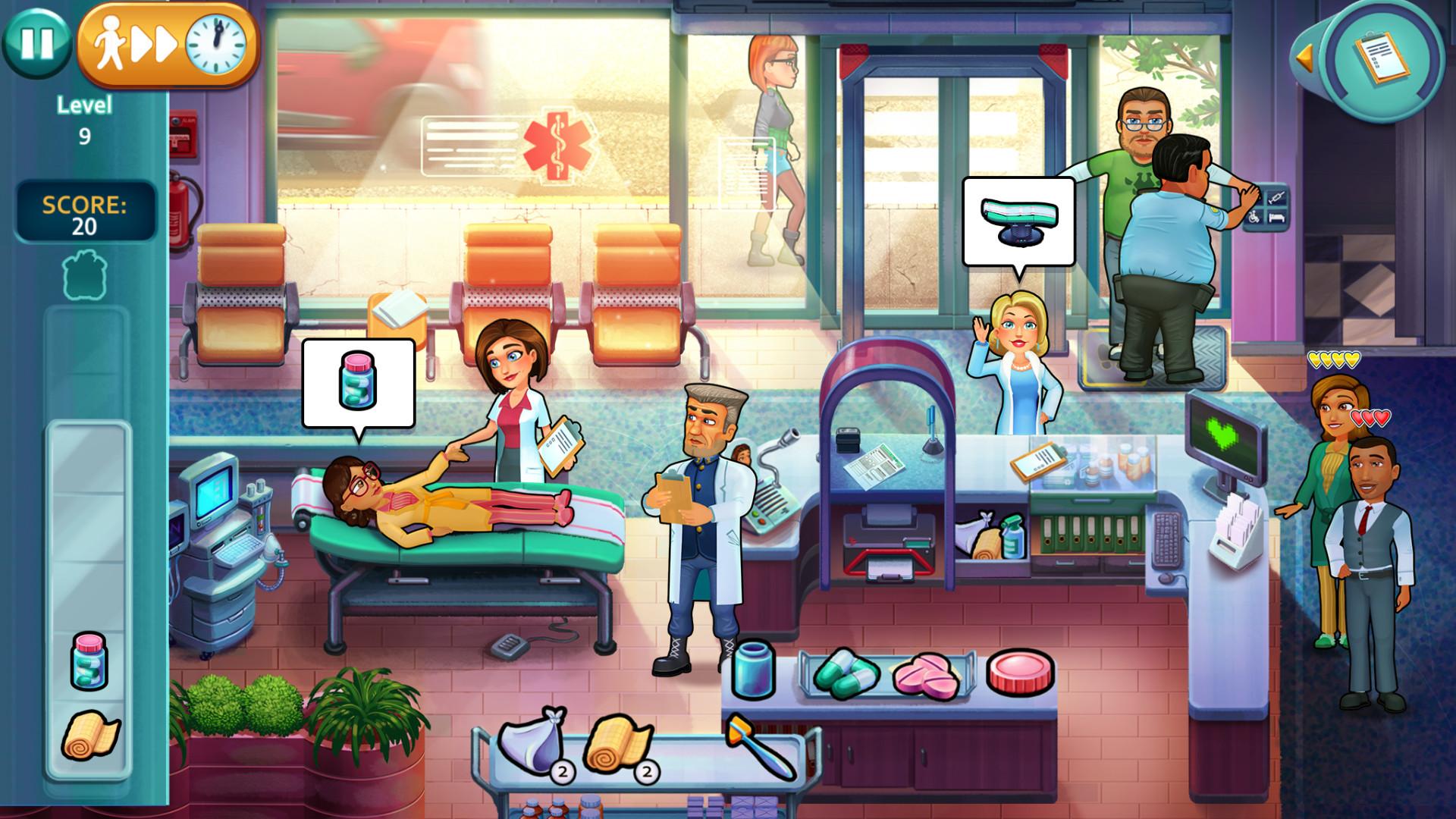 Heart S Medicine Doctor S Oath On Steam