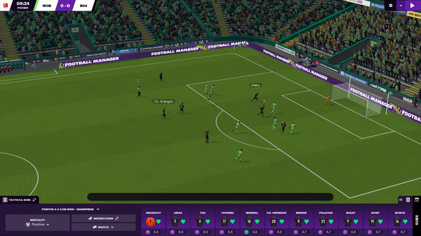 Football Manager 2021 on Steam