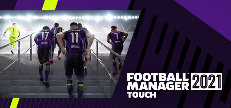 Football Manager 2021 Touch Cover Image
